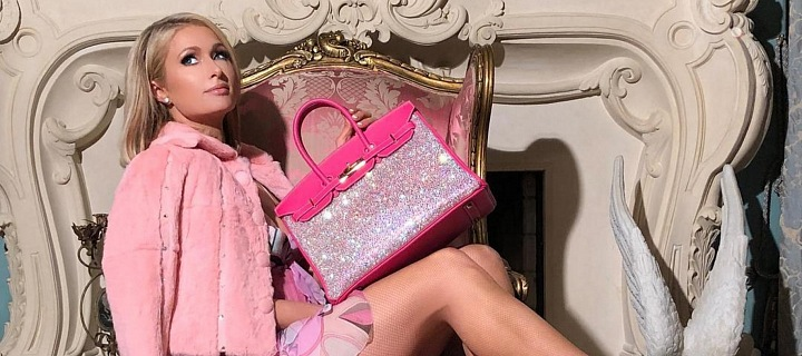 Paris Hilton s Birkinkou